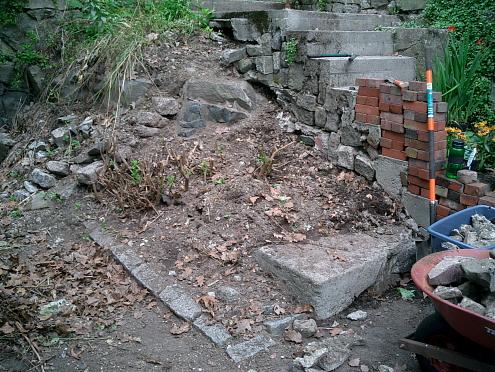 the not rock garden